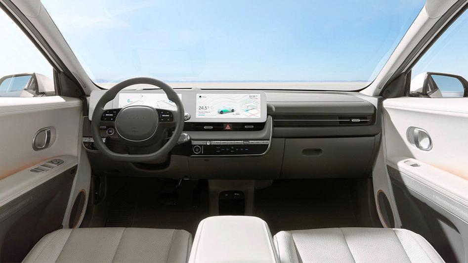 현대 전기차 '아이오닉5' 첫날 예약판매 신기록 달성