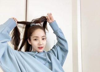 원마일룩 - 박민영 인스타그램 출처