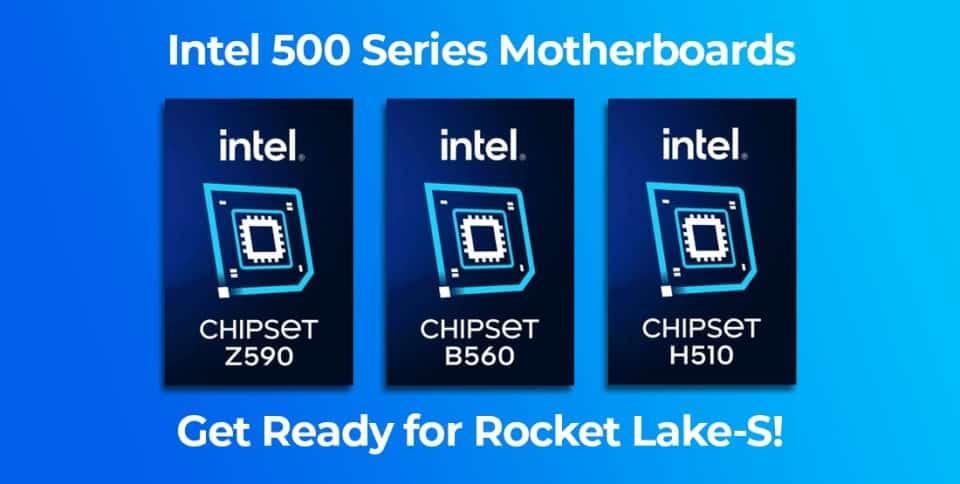 인텔 500 시리즈 칩셋이 등장했다 과연?