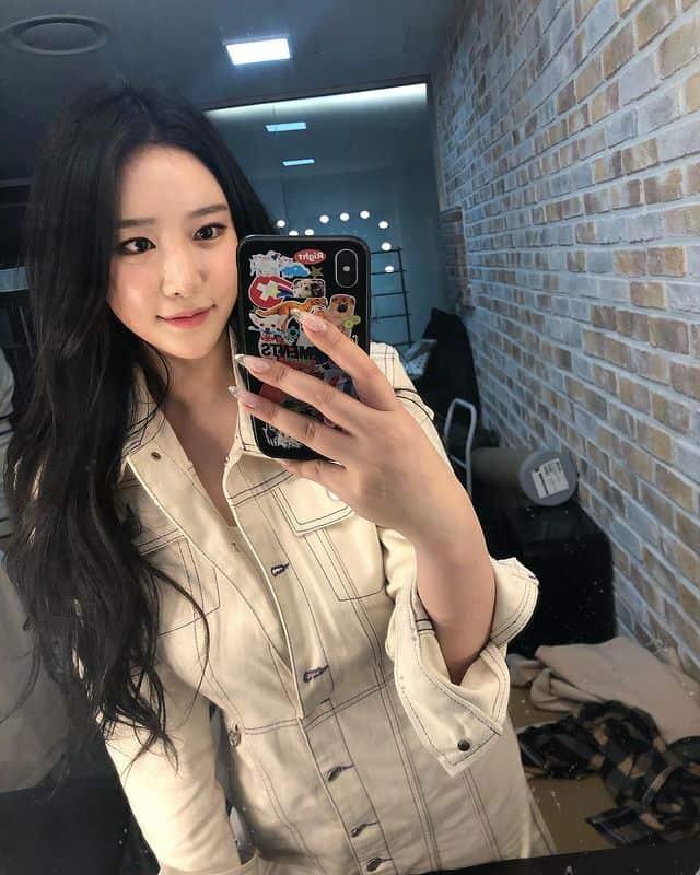 브레이브걸스 민영 일상 데일리룩 - 민영 인스타그램 출처