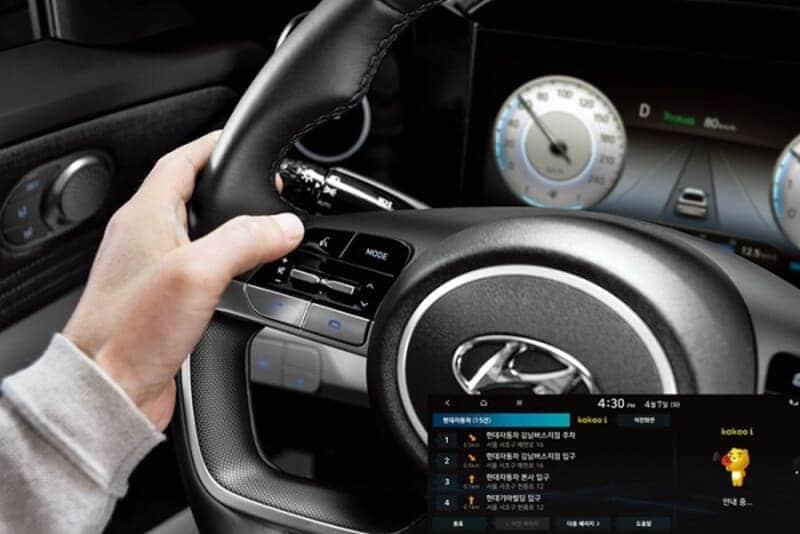 현대자동차 제공 / 카카오와 협업