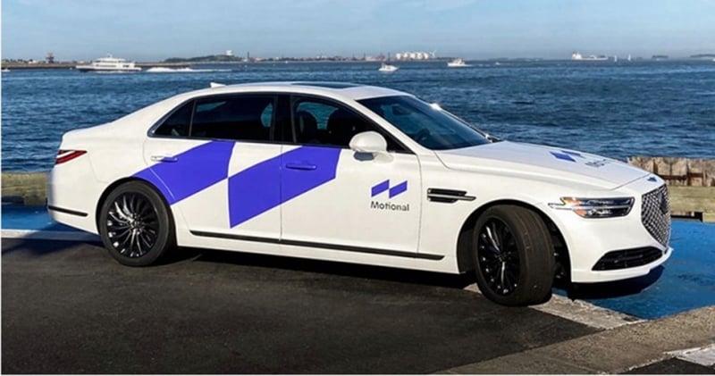 현대차 합작법인 모셔널은 최근 美 도로주행 '레벨4' 등급을 받은바 있다. - 모셔널 제공