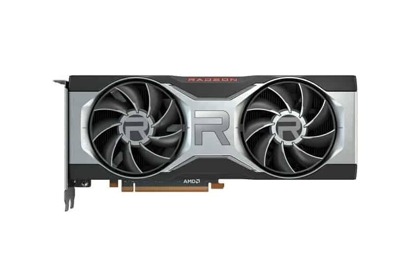 라데온 RX 6700XT(AMD Radeon RX 6700 XT)도 채굴장으로 끌려가는 것이 아니냐는 우려가 제기된다 - AMD 제공