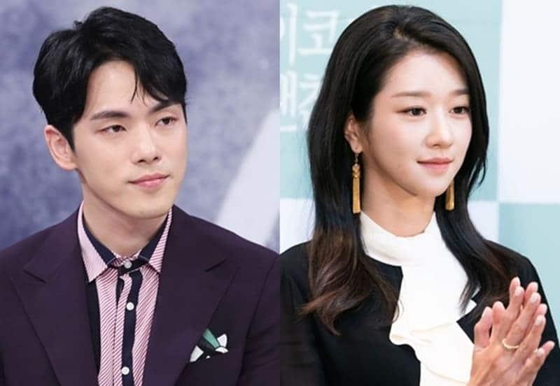 ▲ 배우 김정현, 서예지 / 뉴스1 제공