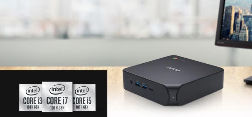 4K(UHD) 초고해상도 및 3개의 디스플레이 연결로 사업장에서도 사용 가능