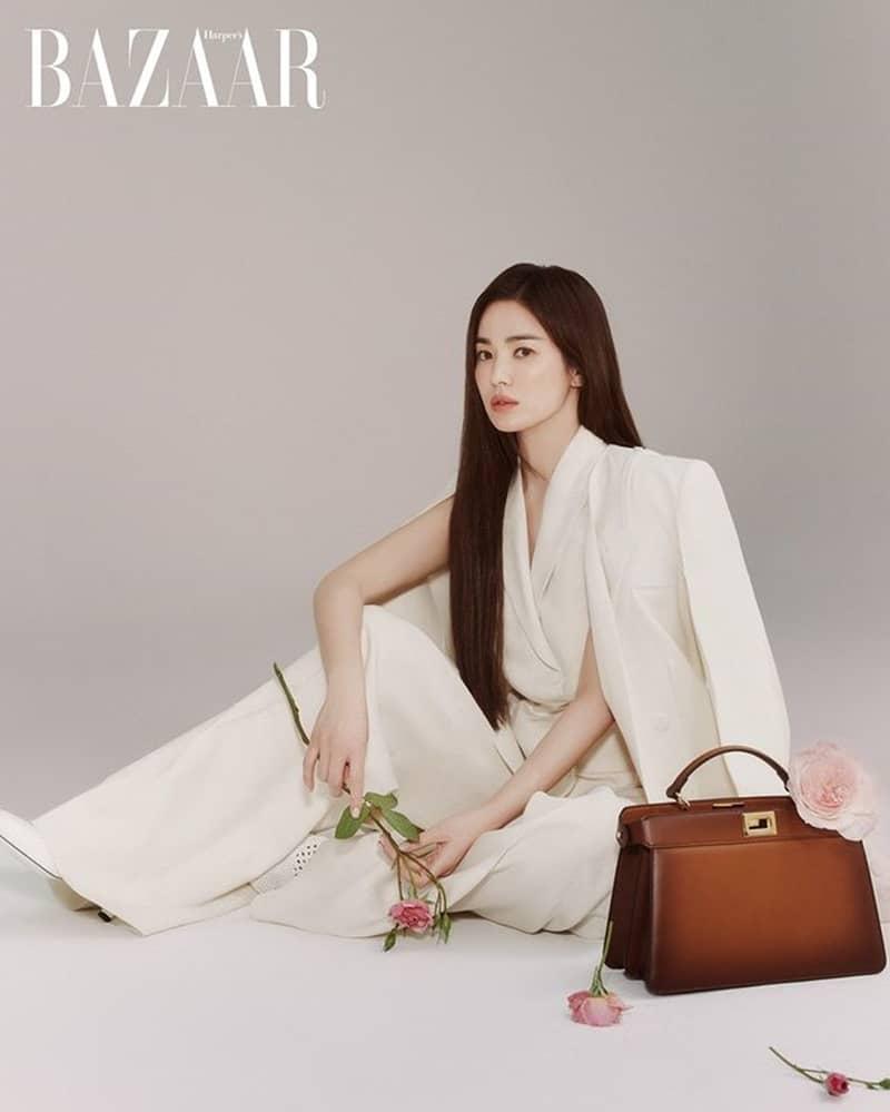하버스 바자 인스타그램 출처 _ 송혜교 화보