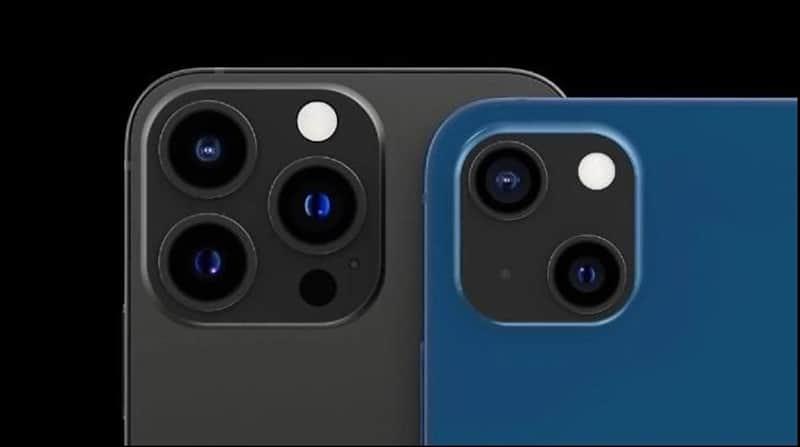 최근 유출된 아이폰13의 CAD 도면을 토대로 만든 렌더링 이미지 [폰아레나 캡쳐]
