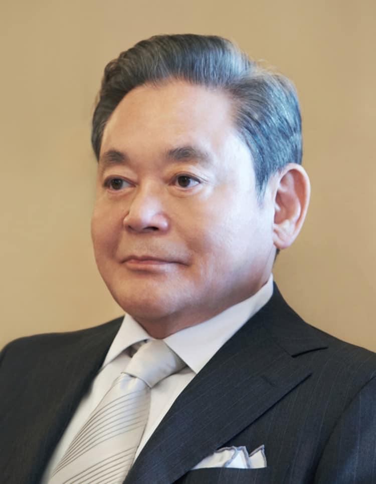 고 이건희 회장 / 삼성전자 제공