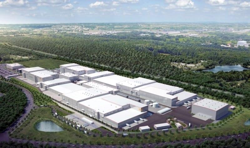 3조원 규모의 배터리 공장을 신설중인 SK이노베이션