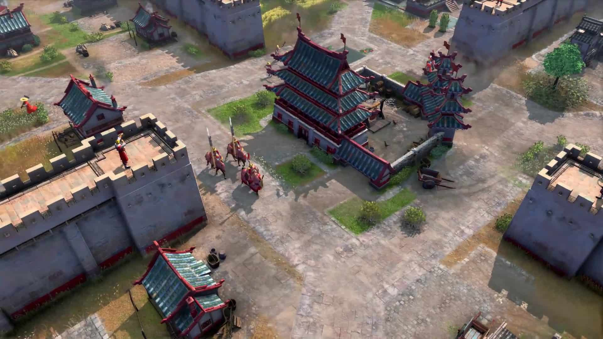 MS, '에이지 오브 엠파이어: 팬 프리뷰'로 게임플레이 & 확장팩 계획 등 공개