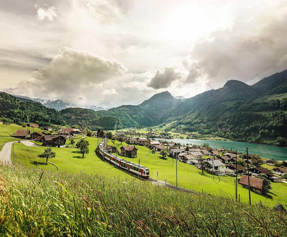 스위스 룽게른 마을 - 제공 = 스위스관광청