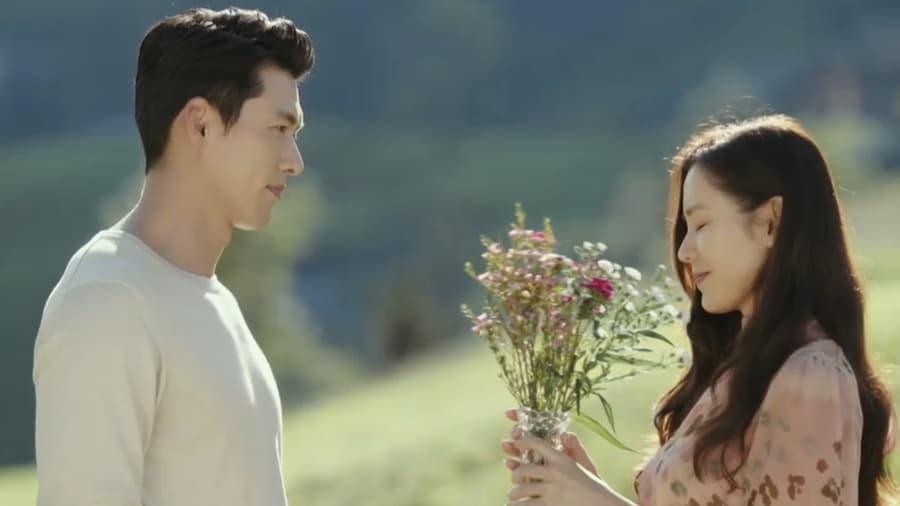 사랑의 불시착 마지막 장면은 바로 스위스에서 촬영되었다