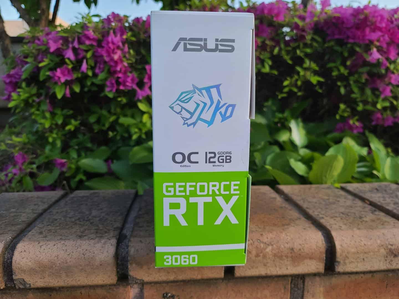 ASUS RTX 3060 12GB 그래픽카드