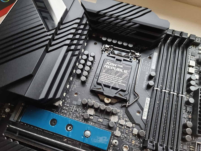 11세대 인텔 프로세서와 완벽한 조합! ROG MAXIMUS XIII HERO