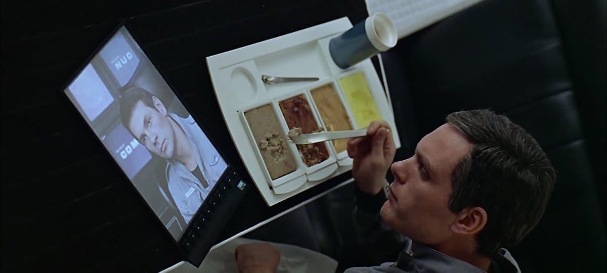 2001 스페이스 오딧세이 속 테블릿과 비슷한 디스플레이 장치