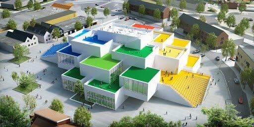 덴마크에는 레고의 집이 있다! <레고 하우스>