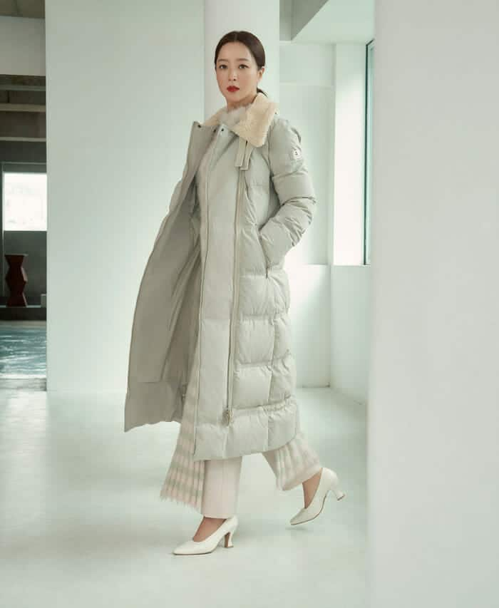 페트레이 제공 / 김희선 겨을 아우터 화보