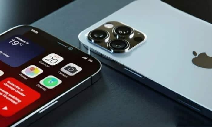 외신에서 추정하는 아이폰13 모습