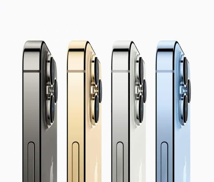 10월 국내 공식 출시에정인 아이폰13 / 애플 홈페이지 출처
